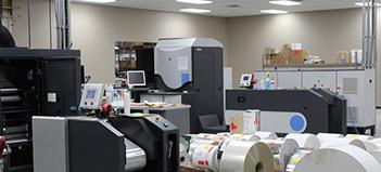 custom label printing techniques