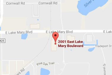 Map location for Consolidated Label offices