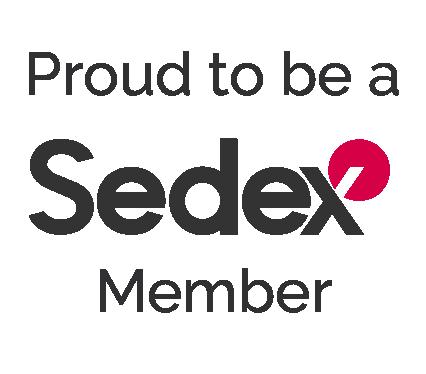 Sedex Member Badge