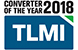 TLMI Coverter of the Year 2018