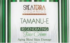 Face cream label