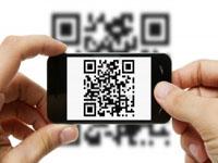 read a QR code using a phone