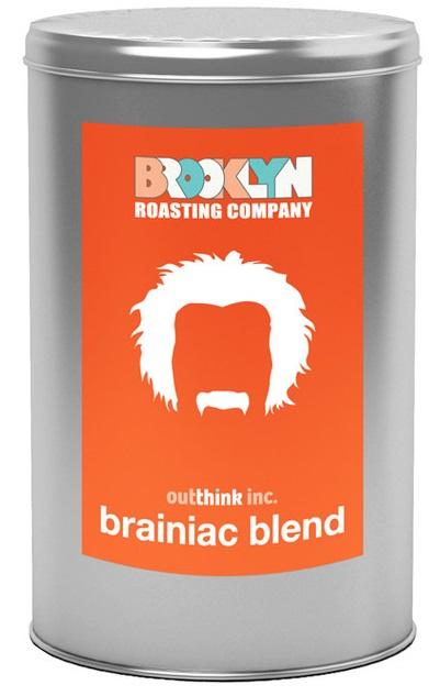 Custom coffee label