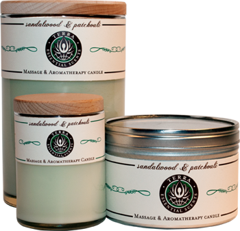 wraparound candle labels