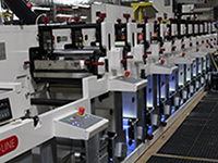 label printing presses