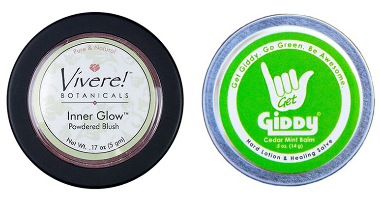 Circle labels for products