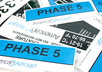 Group Photo of Durable Labels