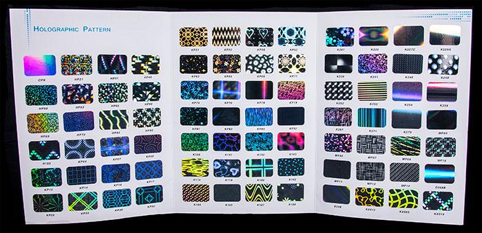 custom-holographic-foil-labels-materials