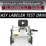 Consolidated Label Easy Labeler Video