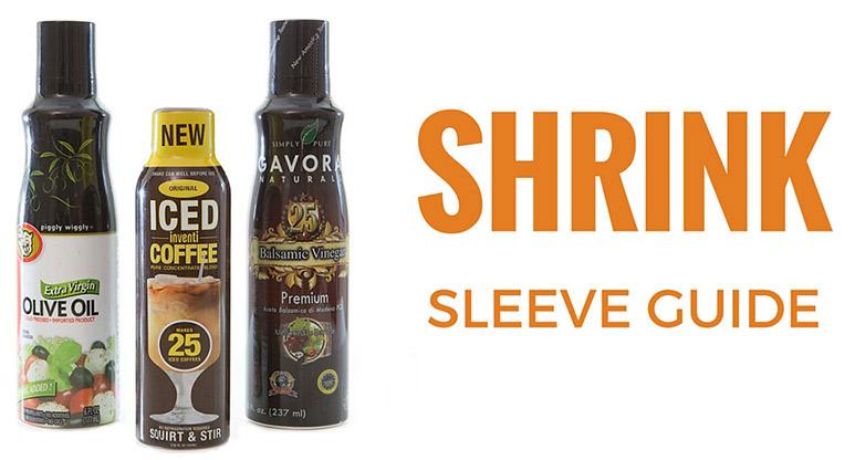 Shrink Sleeve Labels Guide Information On Shrink Sleeves