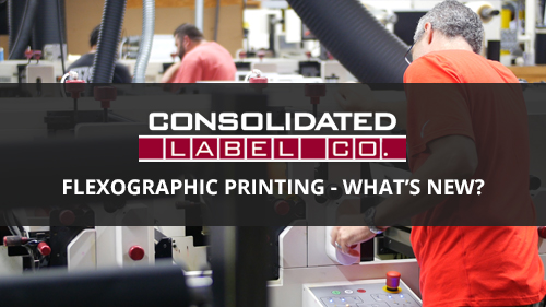 Flexographic printing video