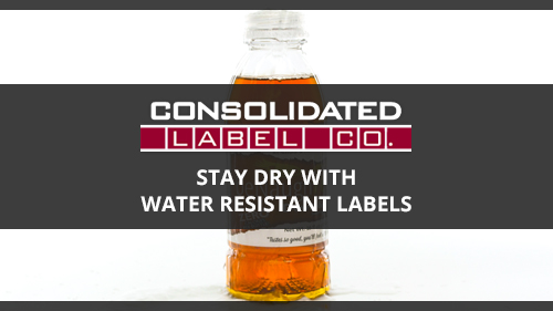 water resistant labels video