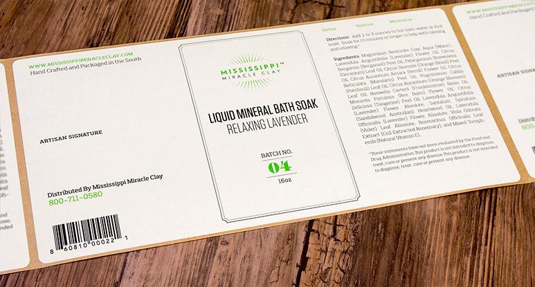 Environmentally Friendly Custom Labels