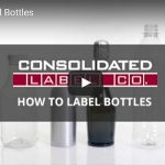 Label bottles video thumbnail