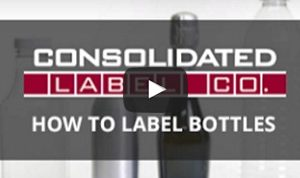 Label bottles video thumbnail