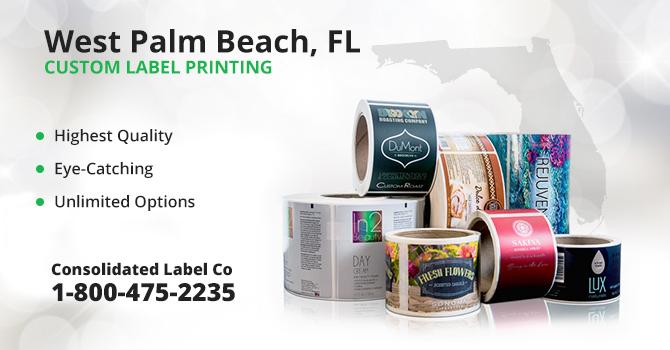 West Palm Beach Custom Label Printing