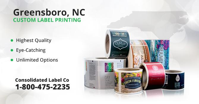 Greensboro Custom Label Printing