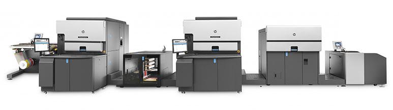 Digital printing for custom labels