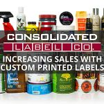 Custom printed labels video