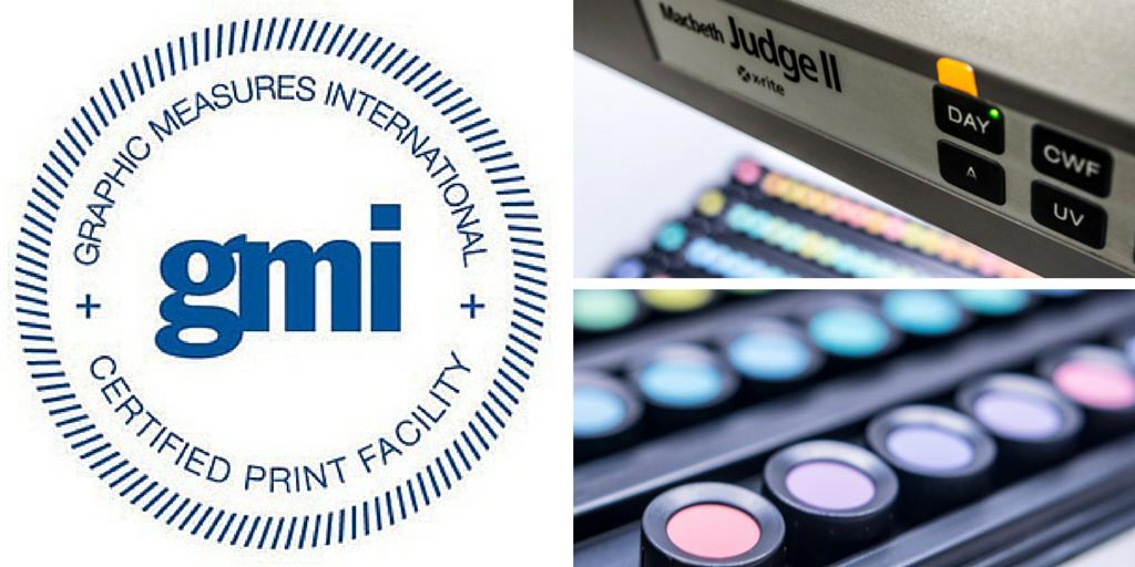 GMI certified printer