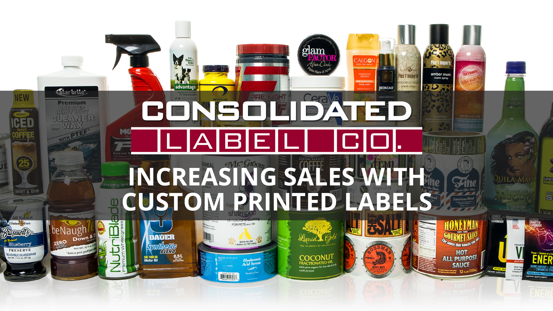 increasing sales with labels