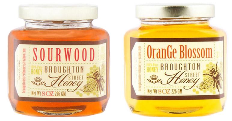 Label materials for custom honey labels