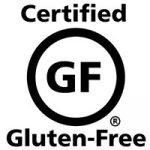 certified gluten free food label symbol