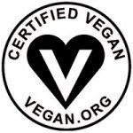 certified vegan food label symbol