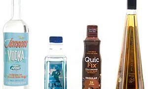 Bottle label size guide