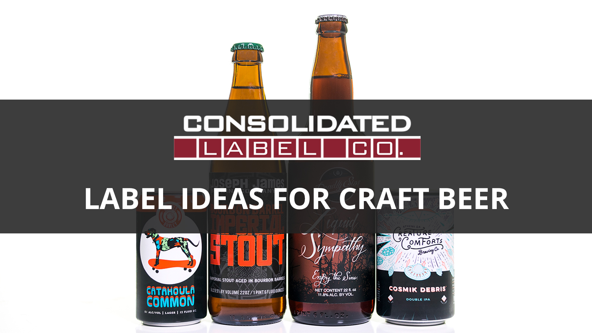 label ideas for craft beer