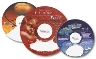 Custom CD labels