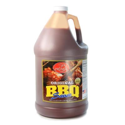 BBQ Sauce Label