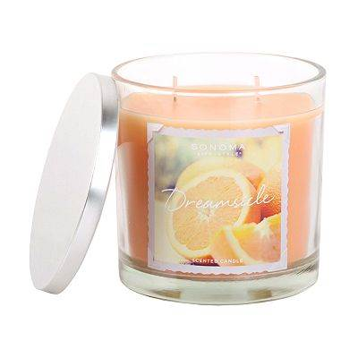 Small Candle Label