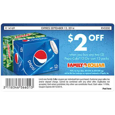 Custom coupon label