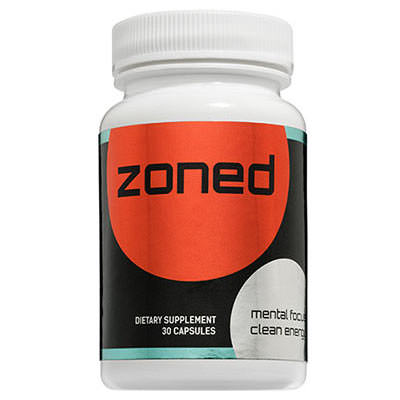 Energy Supplement Label