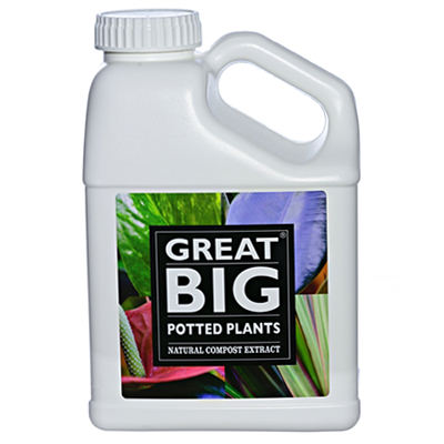 Gardening Product Label