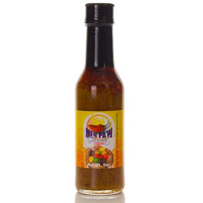 Gourmet Hot Sauce Label