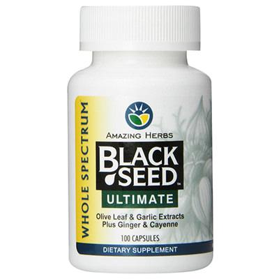 Health supplement label