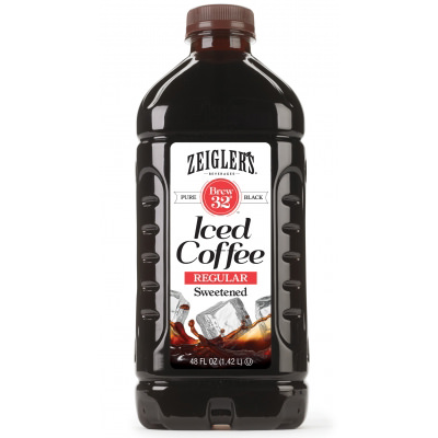 Ice Coffee Label