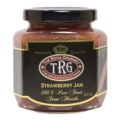 jam jar label sample