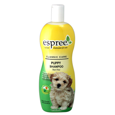 Puppy Shampoo Shrink Sleeve