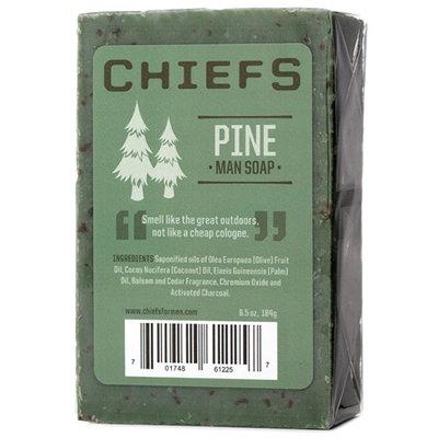 Pine Soap Label