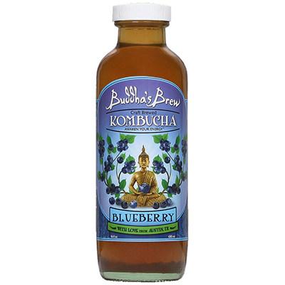 Kombucha Bottle Label