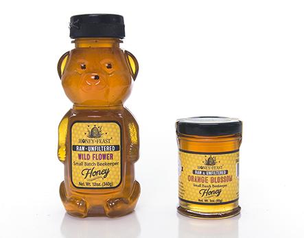 Honey jar labels