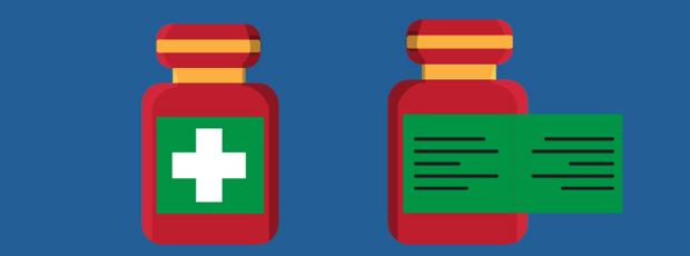 Vitamin labeling options