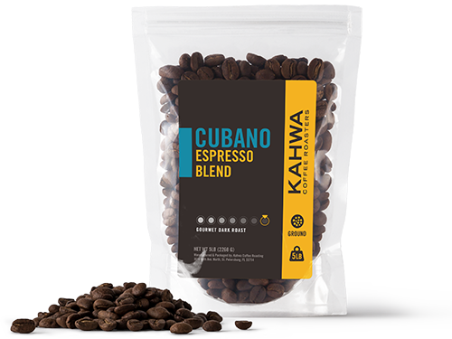 Coffee Labels Banner