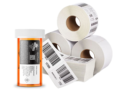 Direct Thermal Labels Banner Image