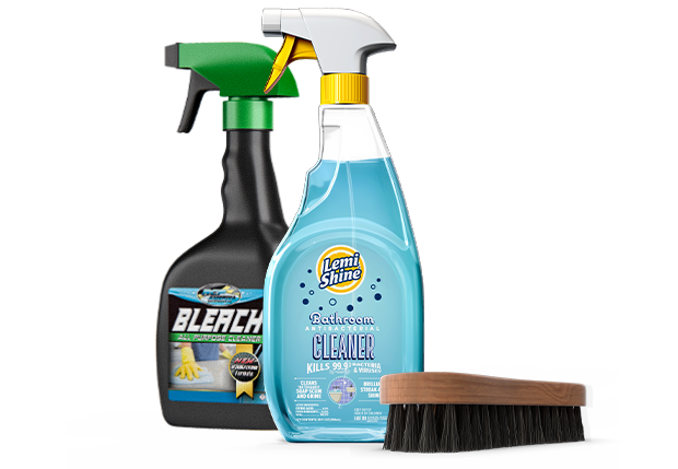 Household Cleaning Labels Banner Image