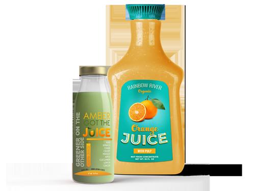 Juice Labels Banner Image